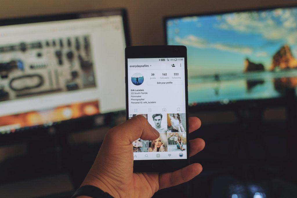 Instagram marketing for business leaders